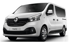 Renault Trafic 8+1 SITE