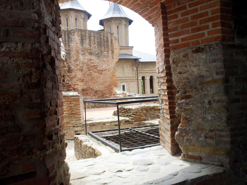 Istorie Palat Domnesc