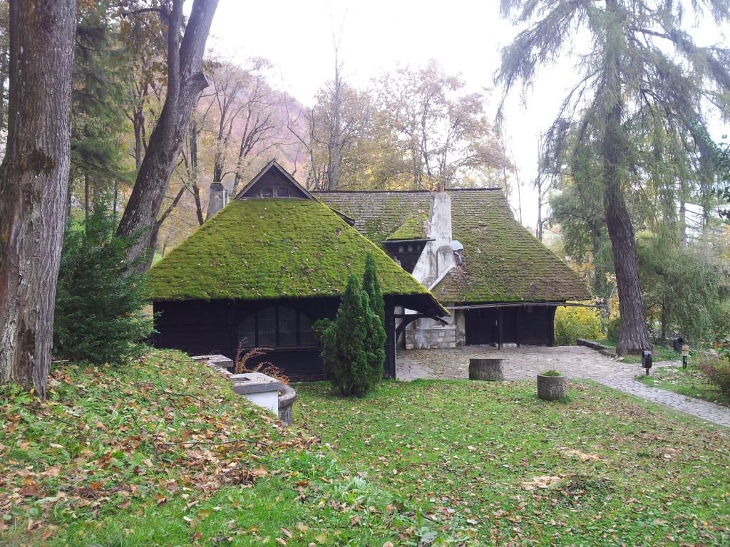 Evul Mediu romanesc casa
