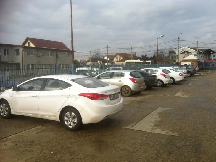 Parc auto Cluj Napoca rent a car
