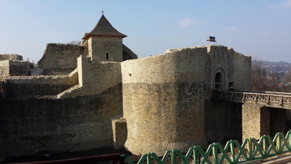 Poveste Cetatea Sucevei