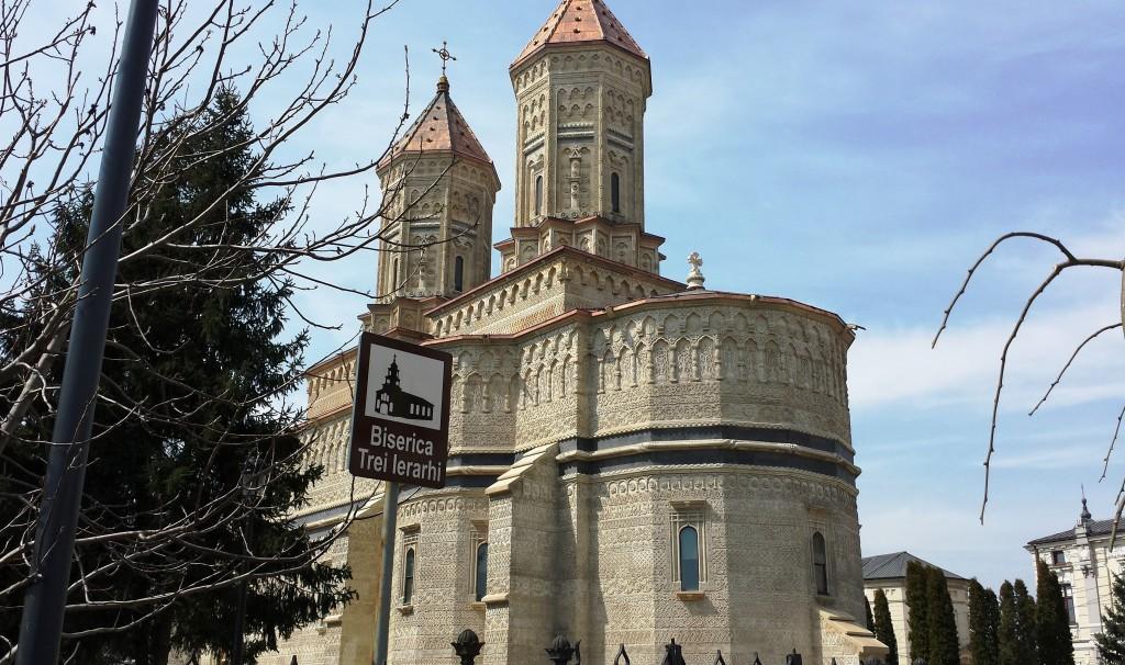 Imagini Biserica Trei Ierarhi
