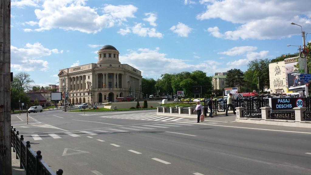 Biblioteca centrala universitara din Iasi