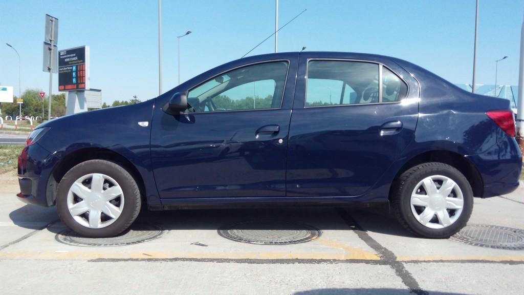 Dacia New Logan