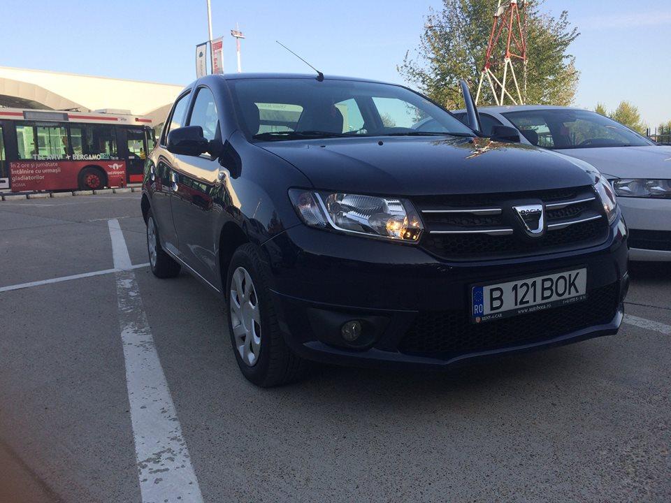Oferte inchirieri Dacia Logan