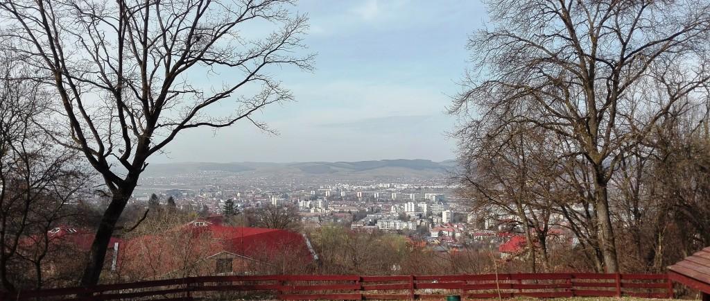 Priveliste oras Targu Mures