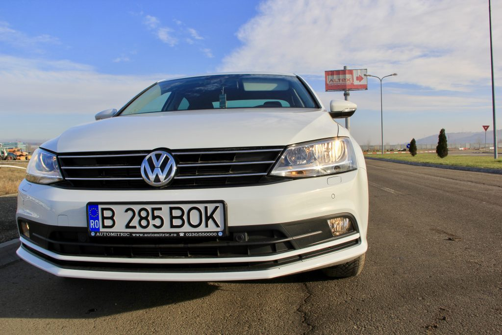 Rent VW Jetta in Romania great price