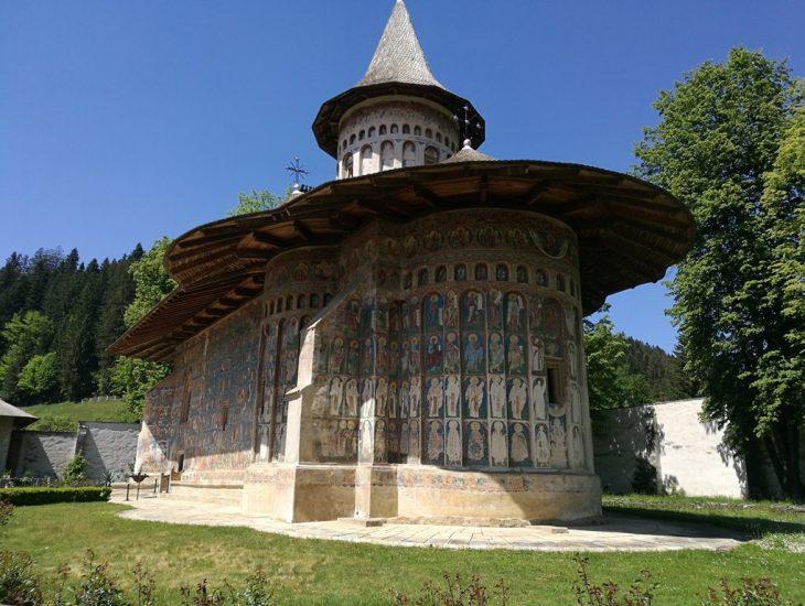 manastire voronet 2019 vizita