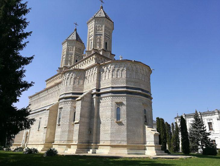 manastirea Trei ierarhi din iasi 2019