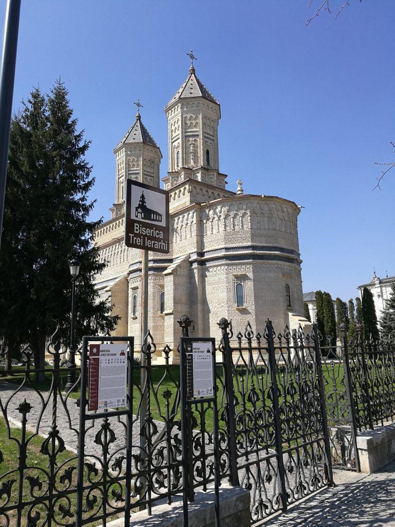 Biserica trei ierarhi iasi 2019