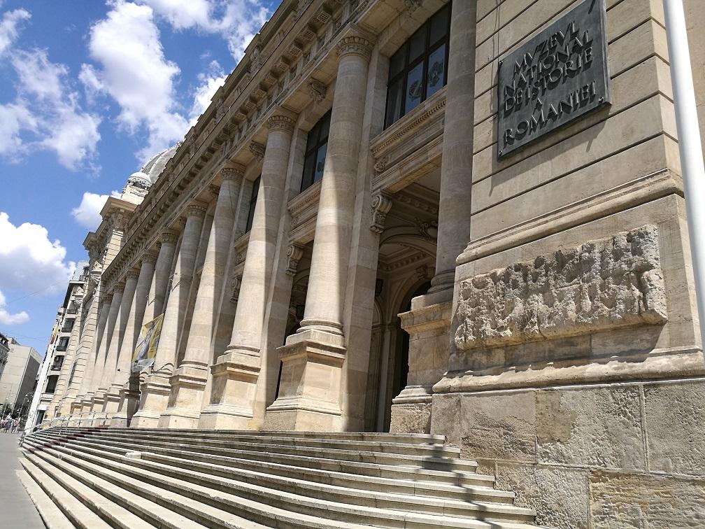 vizita la muzeul national de istorie a romaniei