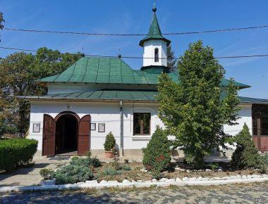 istoric manastire bucium