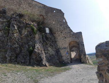 vizita la cetatea rupea