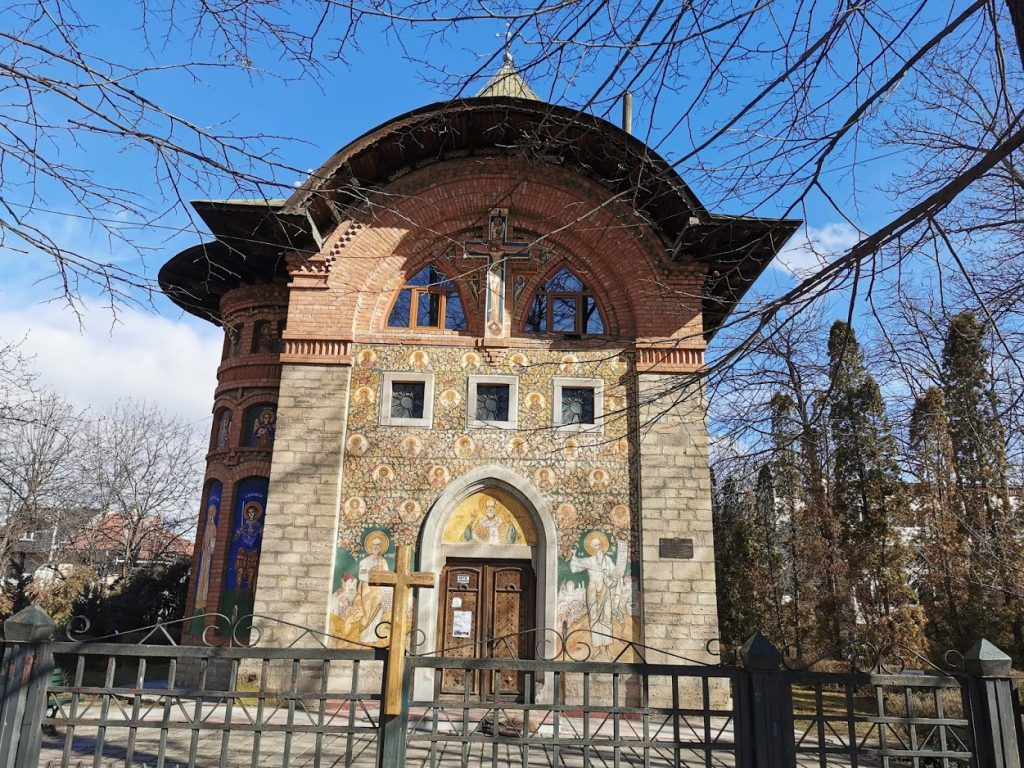 Biserica Nicolae Copou